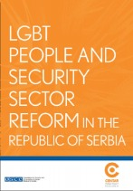 LGBT people and security sector reform in the Republic of Serbia