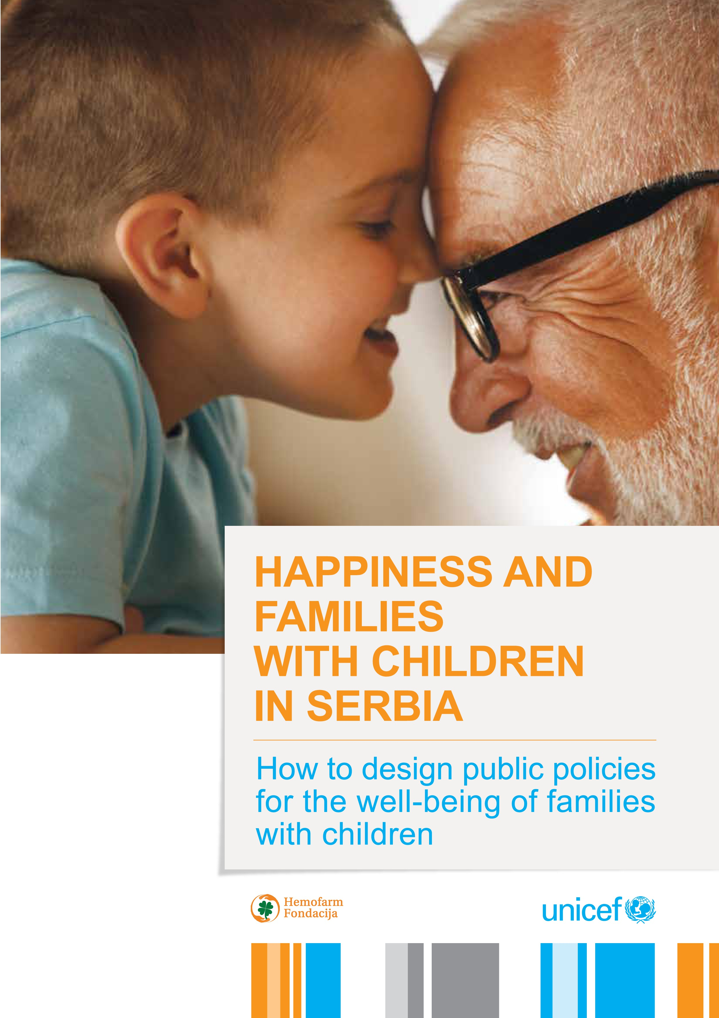 "Study ""Wellbeing of families with children in Serbia"""
