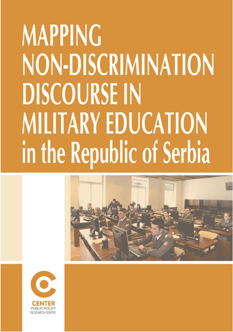 Mapping Non-discrimination in Military Education in the Republic of Serbia