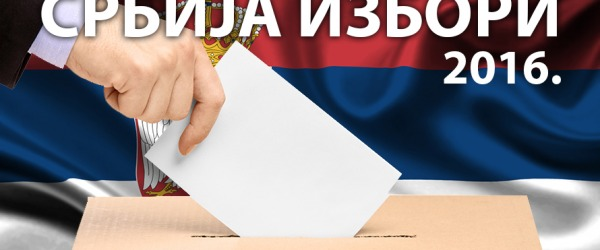 Security issues within Serbian 2016 election campaign